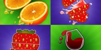 بازی برش میوه