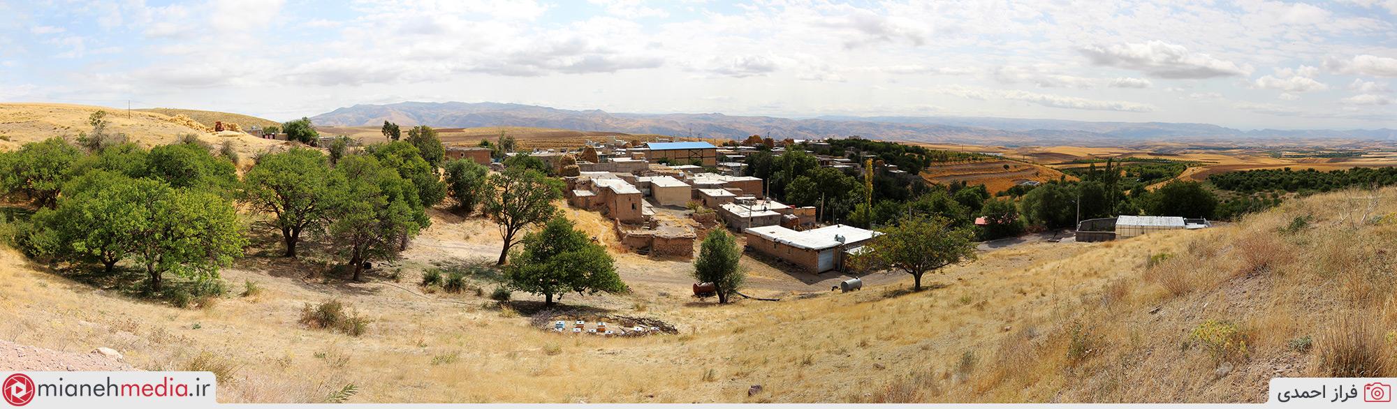 روستای زرنکش