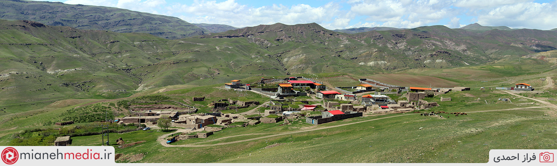 روستای باغ دره سی
