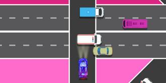 بازی فرار از ترافیک