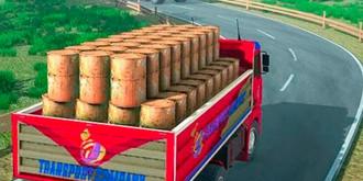 بازی حمل و نقل بار کامیون