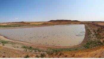 سد خاکی روستای آیدمیر