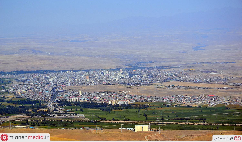 شهر میانه در یک قاب زیبا / مرداد ۹۳