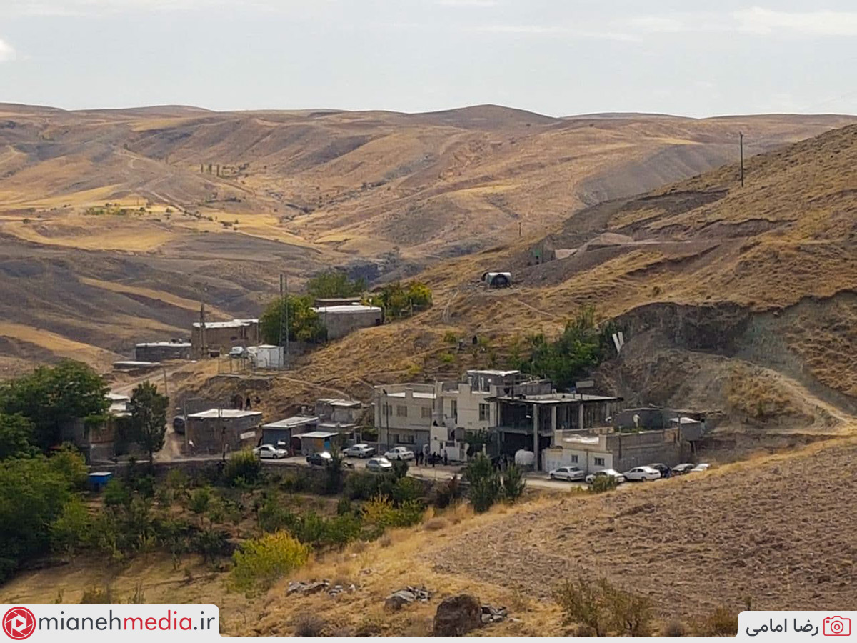 روستای ماوی میانه