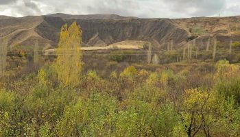 طبیعت پاییزی روستای نشق