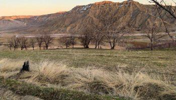 طبیعت روستای طوق