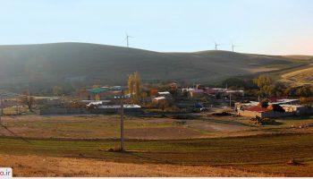 روستای باش بلاغ (باش بولاق)