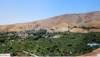 روستای نشق (نیشه)