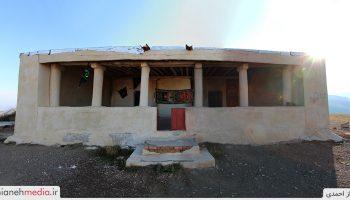 امامزادده روستای آستانجین