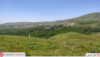 روستای نشق