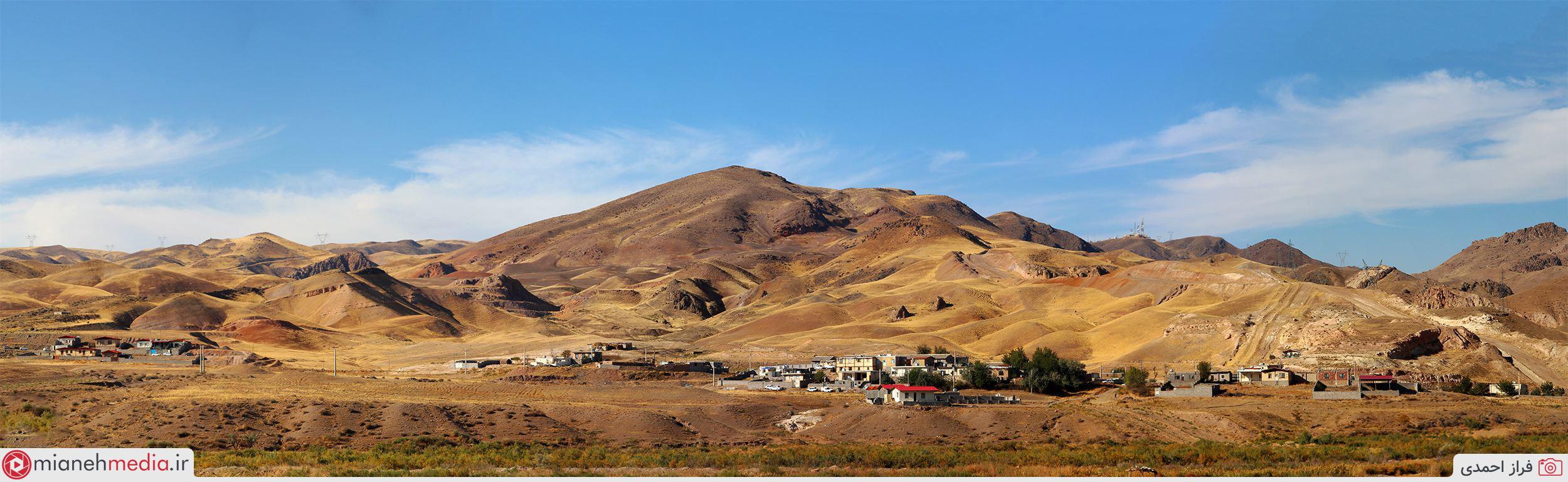 روستای آغجه قشلاق (آغجا قیشلاق)