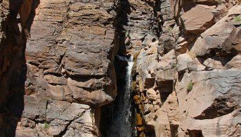 آبشارهای میانه
