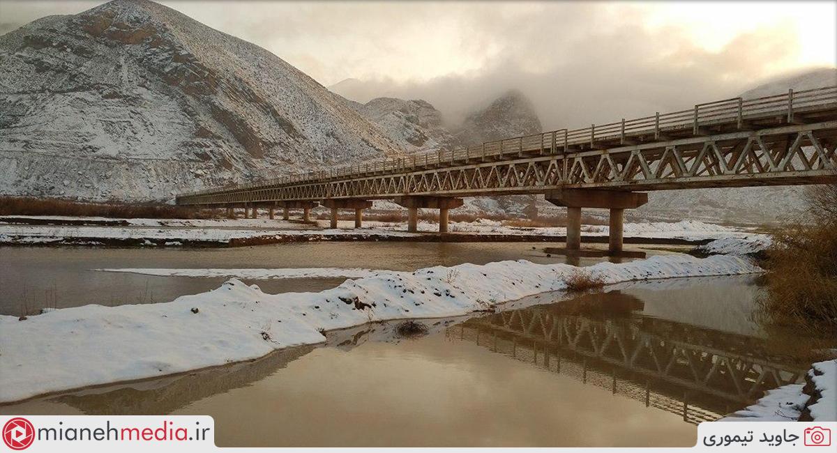 پل روستای ممان