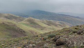 ییلاقات روستای قشلاق سوپورگلو