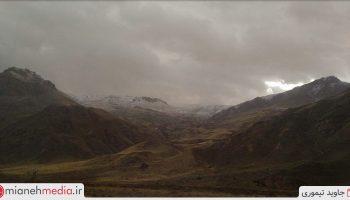 مسیر روستای کهبنان