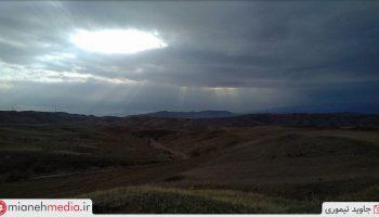 طبیعت روستای باغجغاز