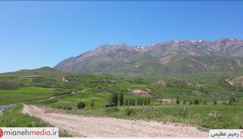 طبیعت روستای سوین