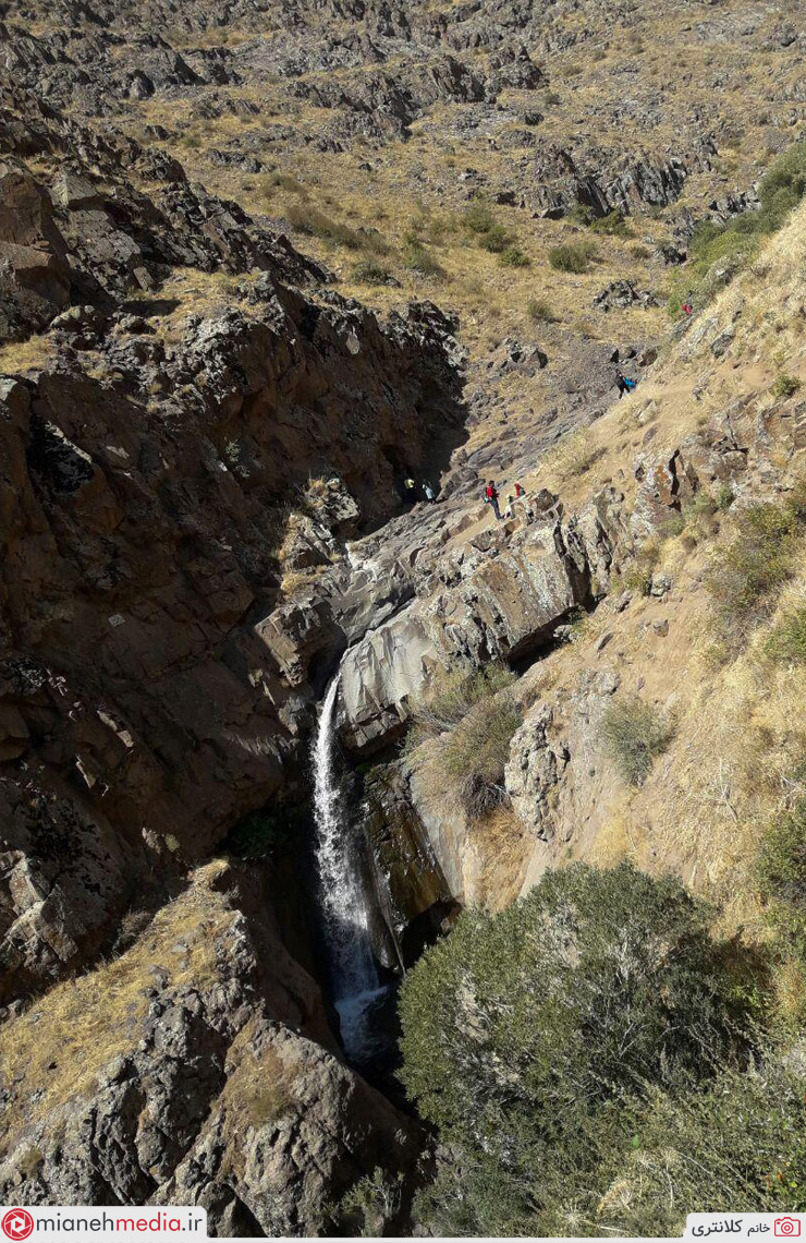 آبشار بلوکان
