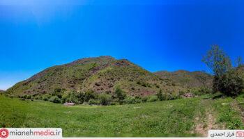 طبیعت روستای بلوکان