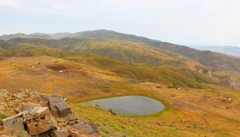 دریاچه گول یوردی بوزقوش