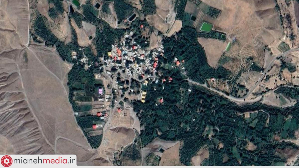 روستای نقاباد