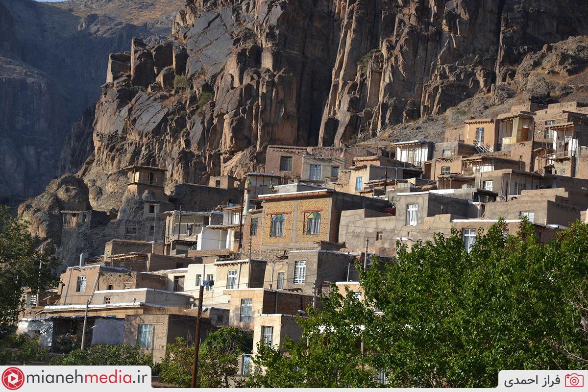روستای کهبنان (کوبلان)