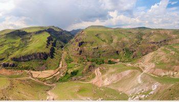 دربند روستای شیخدر آباد