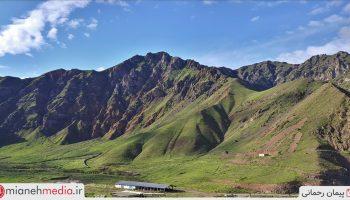 طبیعت روستای کوبلان