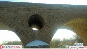 پل تاریخی روستای بقرآباد