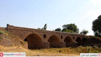 پل تاریخی بقر آباد