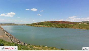 سد روستای آوین