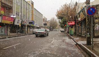 خیابان امام خمینی میانه