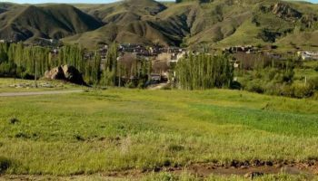 روستای قلعه جوق نجفقلی خان
