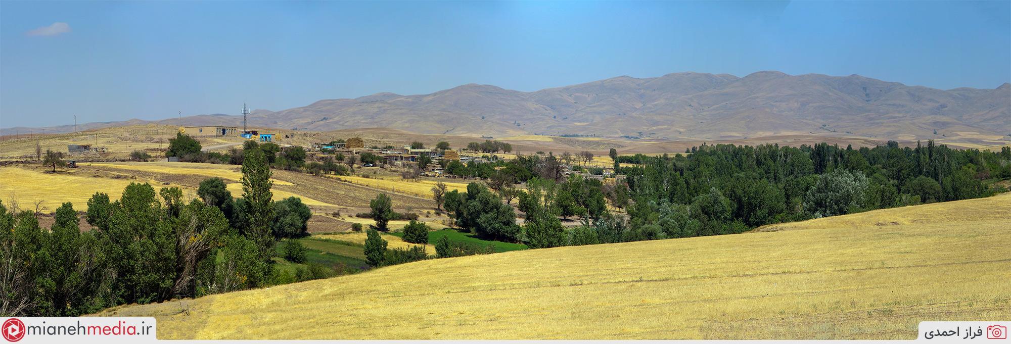 روستای سانیان سفلی
