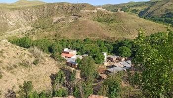 روستای کلکش