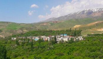 روستای طارون